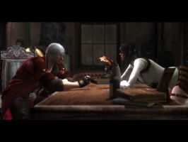 DMC 4 Screens - Gimme my pizza by rog1234