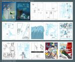 Scrapped Anima Pages by kalkie