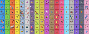 Worst stats of all Pokemon by KrocF4