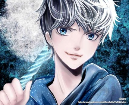 Jack Frost  Rise of the guardians by tip3361