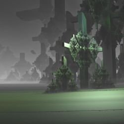 The Cemetery by Coolok