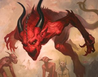 Tyrannical Devil by LucasGraciano