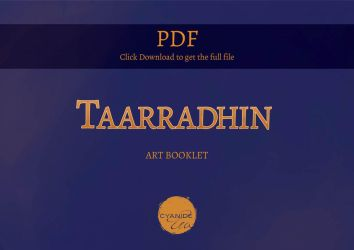 Taarradhin: Art Booklet by Auro-Cyanide