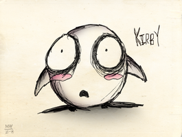 Kirby [Macabre] by redtemplepilots