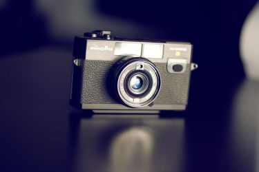 Minolta Hi-Matic S by Hajdarevic