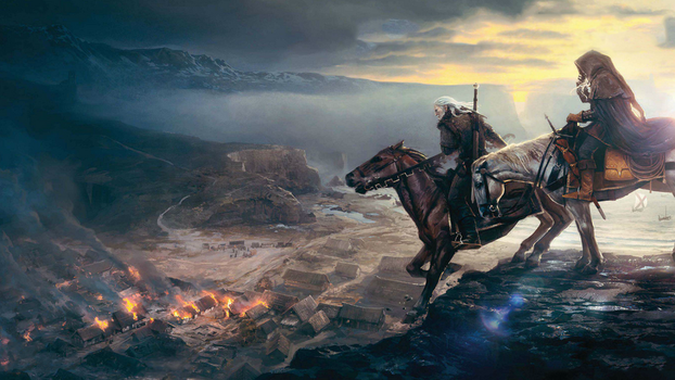 The Witcher 3 Wild Hunt by GodLikes