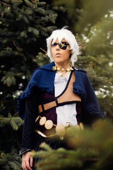 Fire Emblem: Fates - Niles Cosplay by Lyricanna
