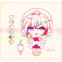 [CLOSED] Year Of Rooster Naleli Auction! by Elirel