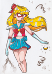 Sailor V by PixelationGirl