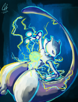 Electro Ball by OnixTymime