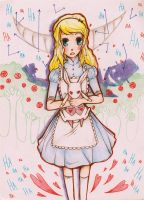Alice in Wonderland -Prize- by Sun-kiss