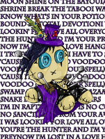 Adam Voodoo Doll by Dragonflair