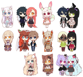 Mini Cheebs Army by Doshoi