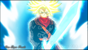 Xeno Super Trunks (Long Hair) by TheOnePhun211