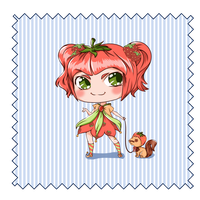 Contest Entry: Sweet Strawberry by AgentKnopf