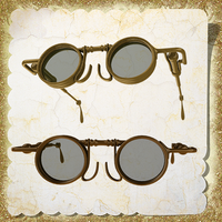 Steampunk Glasses by Just-A-Little-Knotty