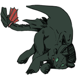 Toothless by sparksel