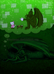 Fan Art Mashup Challenge 01 Cthulhu by Sootness