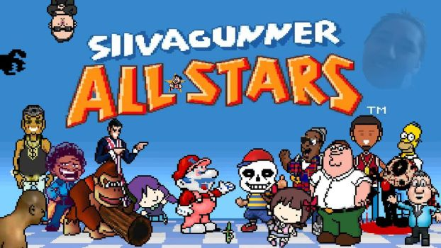 SiIvaGunner All-Stars by Mumbo-McBurger