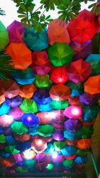 Umbrella Ceiling by LordPint