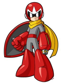 Protoman by rongs1234