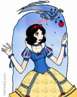 Snow White by insomniel