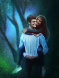 CM - Laka and Bobcaygeon by Mysti-S