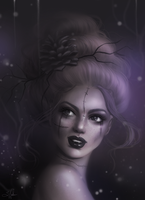 Black Lips Witch by SandraWinther