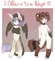 Holloween Adopts . OTA! ( Points/PP/Art)(Pending) by iN3LL3H