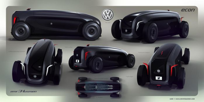 2020 VW econ by emrEHusmen