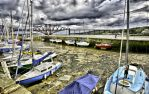 South Queensferry Harbour by BusterBrownBB