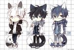 [SETPRICE*CLOSED]Lineheart*28 by Relxion-kun