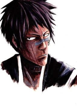 Hisagi by deathberrybaby