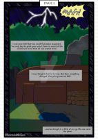 Of Beasts and Men - Prologue - Page 1 by RearmedDreamer
