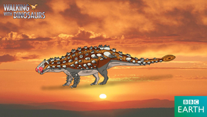 Walking with Dinosaurs: Tarchia by TrefRex