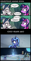 Equestria's Waning Room by SubjectNumber2394