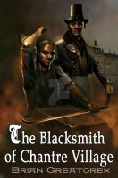 Blacksmith book cover by AdrianDIS