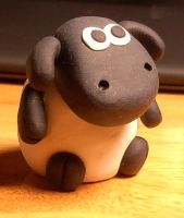 Timmy the Sheep by ingres77