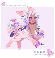 [CLOSED thank you!]-Tamanbumi 4 by Skf-Adopt