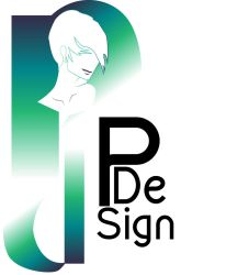 NUEVO LOGO PDESIGN by PatriciaCG