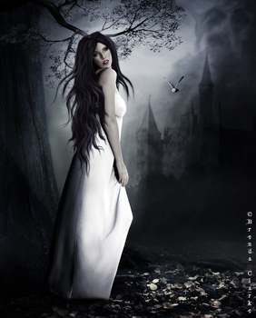Lady of Twilight by Inadesign