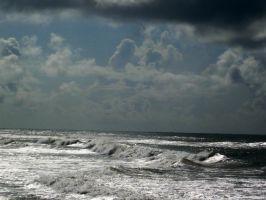 Sea and the Sky - 2 by ritwik-mango