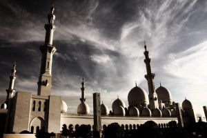 The Grand Mosque by jargs87