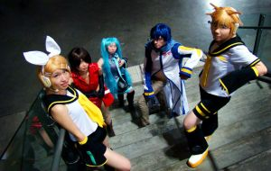 Vocaloid: Rising Stars by silverharmony