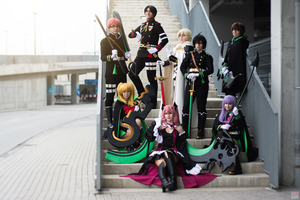 Owari no Seraph - Family by Shappi