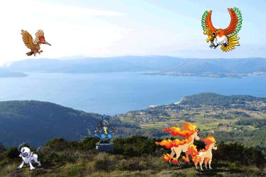 Real Bits - Pokemon Special: Summit by VictorSauron