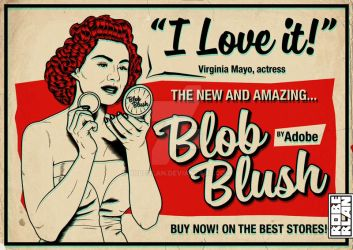 Blob Blush by Adobe by roberlan