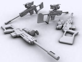 Renegade 2007 Sniper Rifle by Richbk