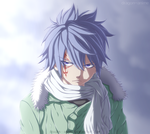 Jellal | Fairy Tail  by Dragon--anime