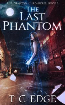 Book - The Last Phantom by LaercioMessias